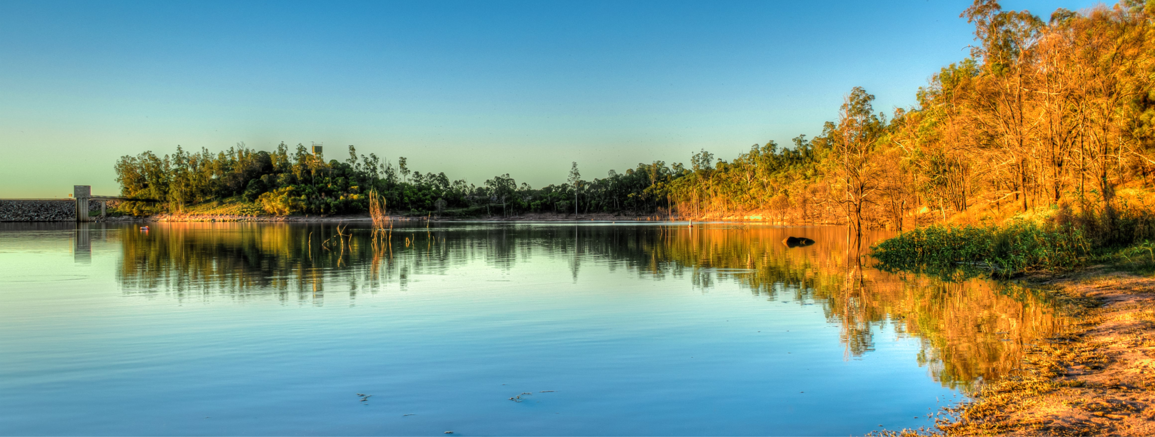 Go Fishing + Red Clawing | Central Highlands Queensland